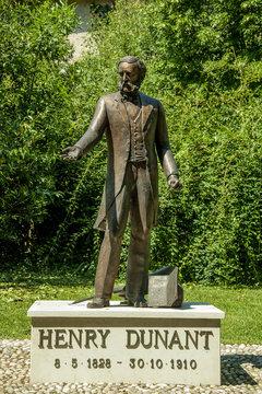 Solferino - Monumento a Henry Dunant