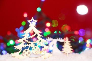 Christmas decoration ornaments