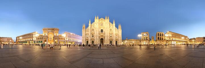 Mailand Panorama @ 360°