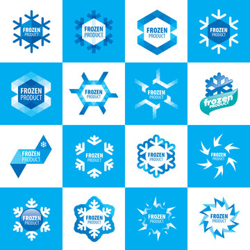logos for frozen products