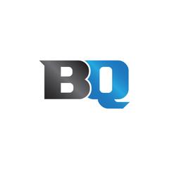 unique sign initials name BQ Lettermark