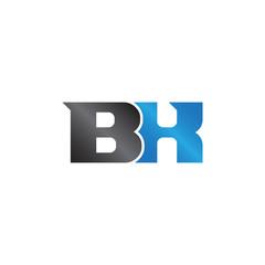 unique sign initials name BX Lettermark