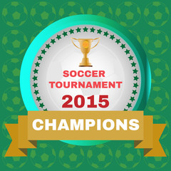 Soccer Tournament 2015 Champions