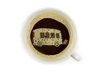 Kaffeefahrt mit dem Reisebuss