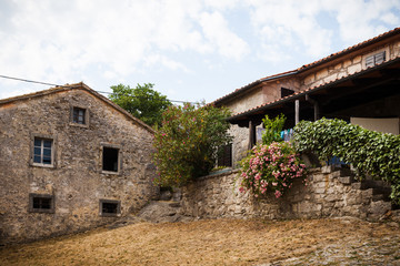 Hum is a town in the central part of Istria