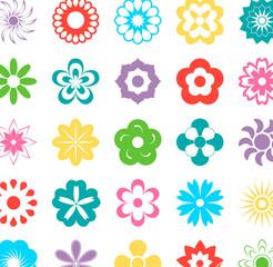 types de fleurs