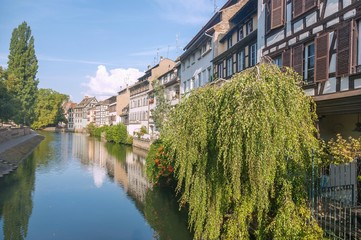 Fotomurales - Strasbourg, Petite France