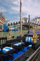 Fototapete - Venedig, Ponte di Rialto