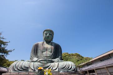 Kotokuin-temple big budda, kamakura(area),kanagawa(prefectures),japan