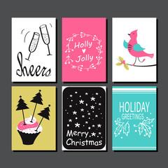 Christmas Greeting Card Collection.