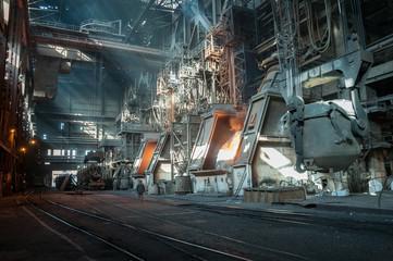 Fototapeta  metallurgical works
