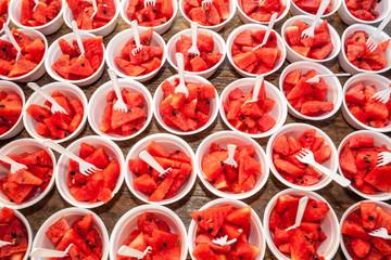 watermelon in isomobox