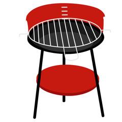 Barbeceu grill