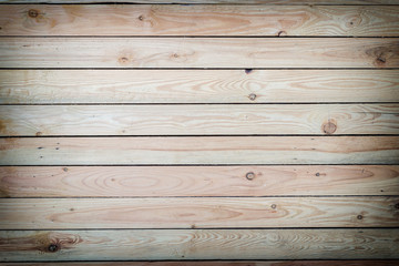 Pine wood plank texture and background