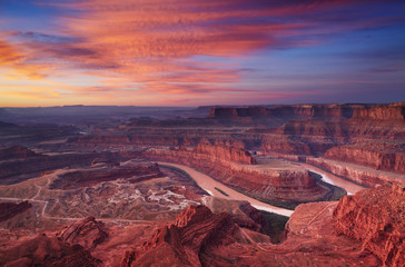Wall Mural - Dead Horse Point, Utah, USA