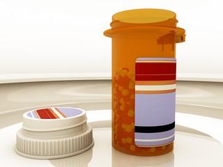 Medicine capsules