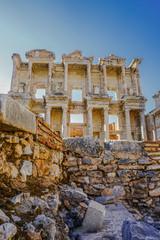 Bibliothek von Ephesos