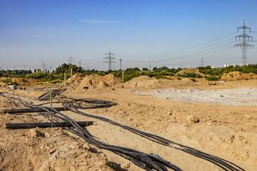 Leitung Strom Stromkabel  © Matthias Buehner