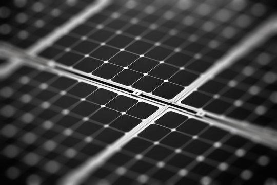 Fragment of the solar battery