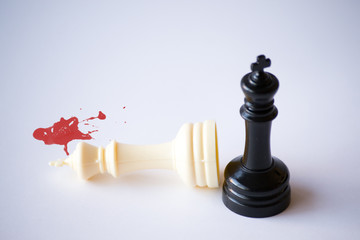 Bloody checkmate