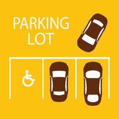 Parking zone conceptual .