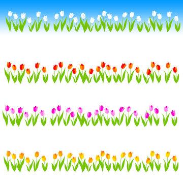 Tulip divider