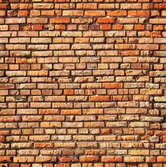 Seamless texture of brick wall
