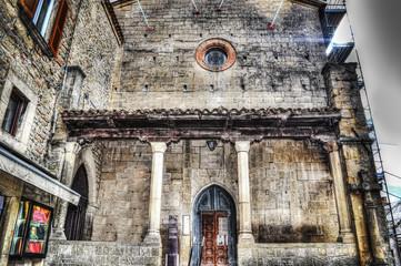 San Francesco church in San Marino