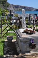 Cimetière marin de Saint-Paul