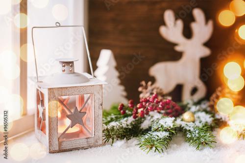 winterliche dekoration stockfotos und lizenzfreie bilder auf bild 96505312. Black Bedroom Furniture Sets. Home Design Ideas