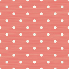 Seamless background with lines and polka dots