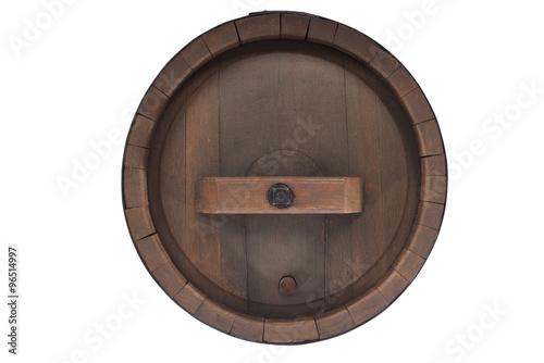 altes holzfass stockfotos und lizenzfreie bilder auf bild 96514997. Black Bedroom Furniture Sets. Home Design Ideas