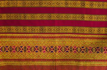 Textiles, folk art fabric