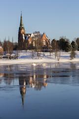 Church in Umeå, Sweden