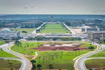 Cities of Brazil - Brasilia DF