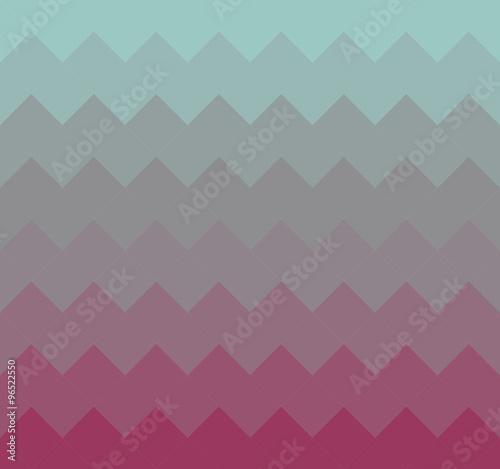 Sfondo Di Triangoli Con Sfumatura Rosa E Celeste Stock Photo And