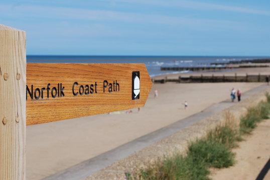 Norfolk Coastal Path, England