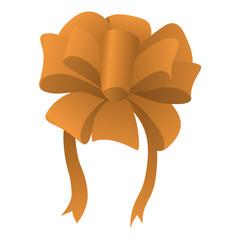 New cartoon bow symbol