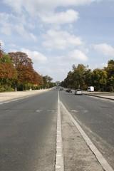 Paris - Avenue Foch