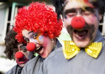 Crazy Circus Clowns