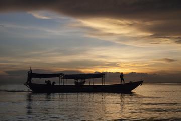 Tourist Fishing Boat