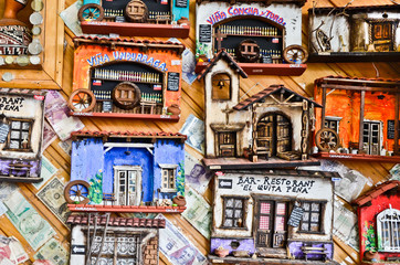 Handicraft in Chile