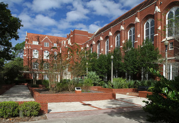 Criser Hall at the University of Florida in Gainesville, Florida