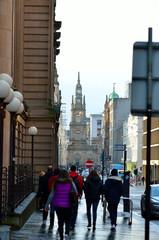 Glasgow, Scotland..