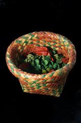 Potpourri in Thai-style basket