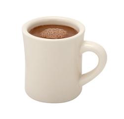 Hot Chocolate Mug isolated