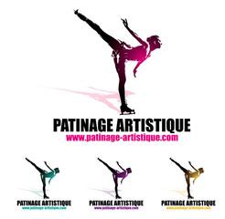 logo patinage artistique