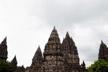 Prombanan Temple - Yogjakarta - Indonesia