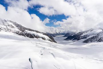 Jungfrau Glacier
