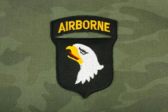 Airborne stripe